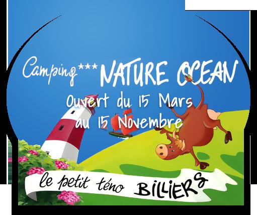 CAMPING NATURE OCEAN